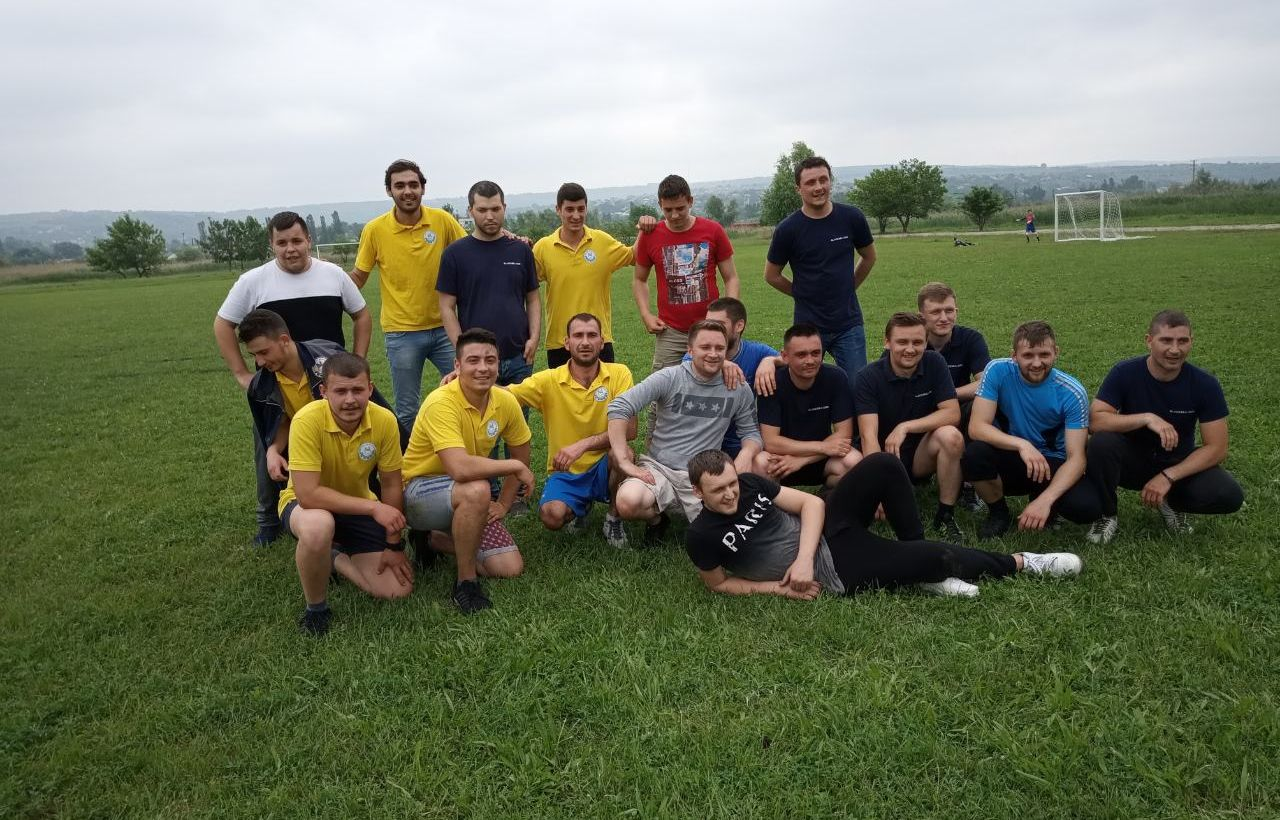 Victorie pentru echipa de fotbal a Colegiului de Inginerie