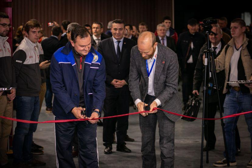 Primul Centru Educațional HAAS din R. Moldova, inaugurat la Colegiul de Inginerie din Strășeni